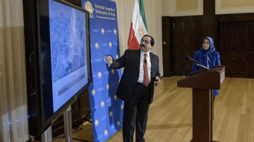 Iran Pursuing Nukes in Underground Complex Despite Talks With West, Dissident Group Claims