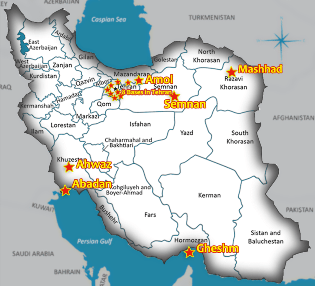 New video by NCRI details the IRGC's terrorist training camps