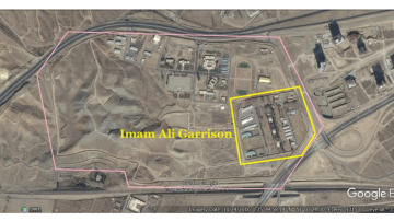 NCRI-US Reveals IRGC's Terrorist Training Camps for Foreign Fighters Inside Iran