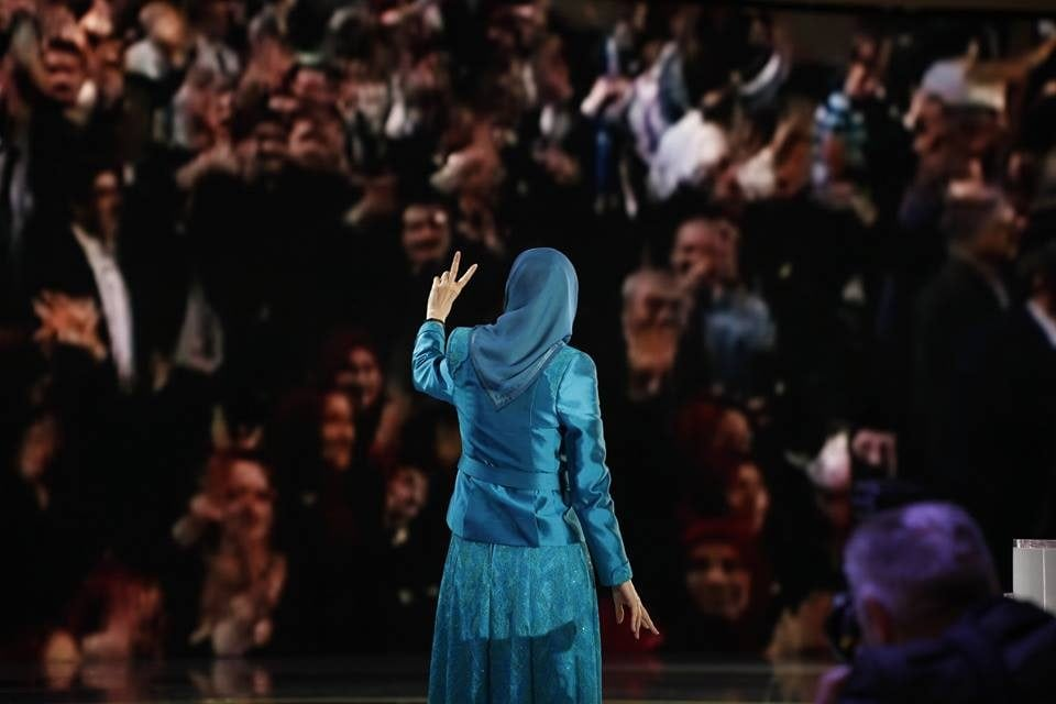 Ms. Maryam Rajavi