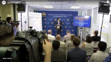 NCRI-US Presents New Details about Iran's Regime Missile Program