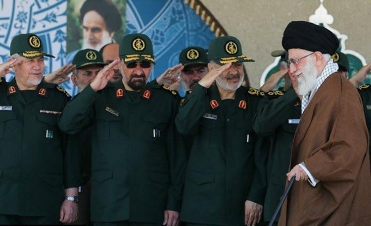 Designate Iran's IRGC as a terrorist organisation