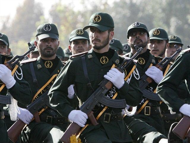 IRGC runs illegal secret sites for nuclear development