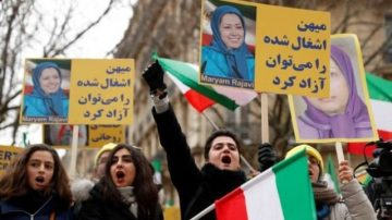 Time to Recognize Iranian People's Demand for Regime Change