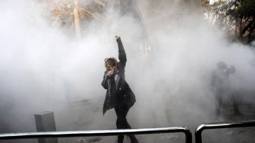 Day 5 of Iran Protests