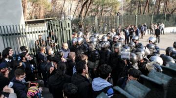 Iran's Mullahs Have No Answers