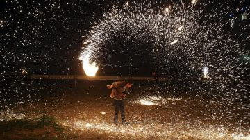 Will This Year's Festival of Fire Fuel Another Resistance in Iran?