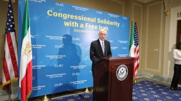 U.S. Lawmakers Support Iran Protests, Decry Murder of 1000 Protesters
