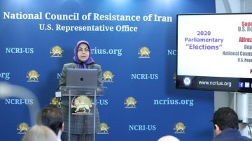 NCRI-US Press Briefing on Iranian Regime's Sham Parliamentary Elections