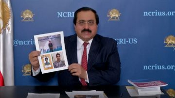 "NCRI-US Holds Briefing,  ""IRAN: Vulnerable Regime Dials Up Domestic Suppression, External Aggression"""