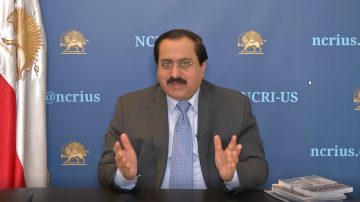 "NCRI-US Holds Policy Briefing: ""The Imperative of Extending the UN's Iran Arms Embargo"""