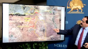 Iranian dissident group claims to have revealed hidden site in Iran used for nuclear program