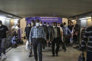 IRAN: Coronavirus Fatalities Exceeds 193,900