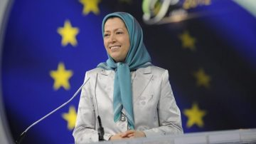 Iranian resistance marks uprising's anniversary and makes case for Western support