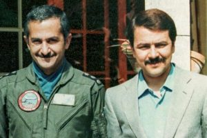 Iran's most celebrated fighter pilot Col. Behzad Mo'ezzi dies in Paris aged 83