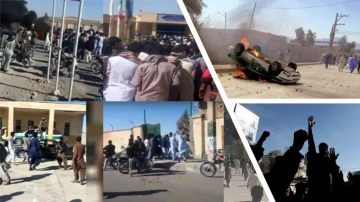 Saravan Revolt Shows Economic Misery, Systemic Corruption Continue to Fuel Uprisings in Iran