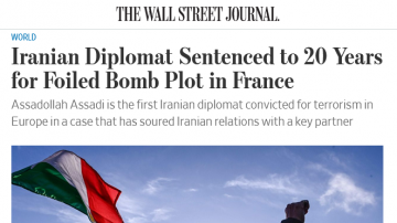 Terrorism Ruling Presents Opportunity to Hold Tehran Accountable