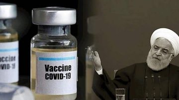 State-Run Media Admit Iran's Regime Is Using COVID-19 Vaccines to Profit