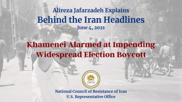 Khamenei Alarmed at Impending Widespread Election Boycott