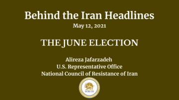 Iran's June election, Khamenei's impasse