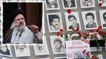 A Mass Murderer For Iran's Regime President