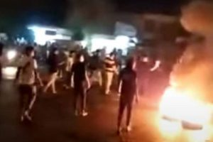Iran: Uprising in Cities of Khuzestan over Water Shortage Enters Fourth Day
