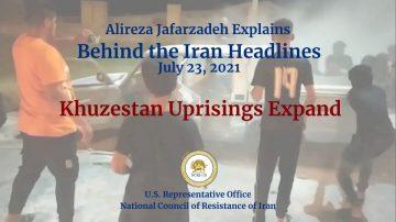 Khuzestan Uprisings Expand