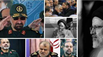 IRGC Terror Chiefs Occupy Iran Regime's Top Posts